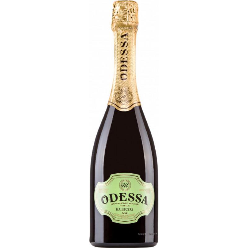 """Шампанское """"Одесса полусухое"""""""